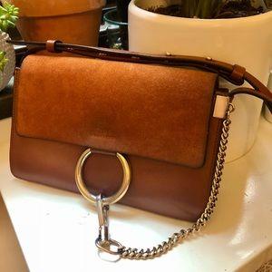 💯 Authentic Chloe Faye bag